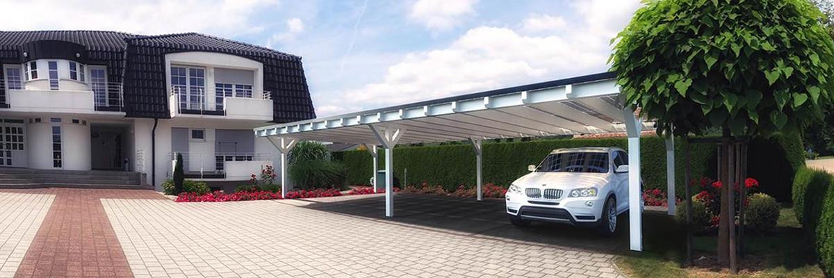 Sehr Kostenfreier Bauantrag für Ihr Carport - Infos hier - Premium EA16